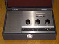 写真1:自動電子針治療器